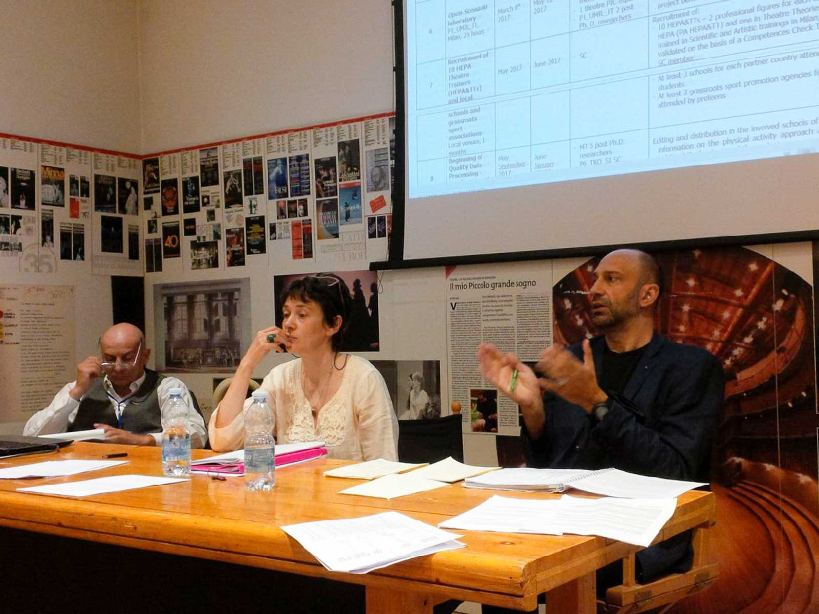 Interim Meeting in Milan